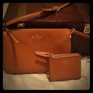 Kate Spade crossbody/shoulder bag